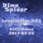 Dima Spider - Imagination #25 Chill House 2013-02-25