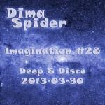 Imagination #28 Deep & Disco 2013-03-30