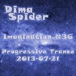 Imagination #36 Progressive Trance 2013-07-21