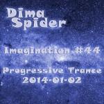 Imagination #44 Progressive Trance 2014-01-02