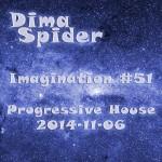 Imagination #51 Progressive House 2014-11-06