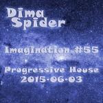 Imagination #55 Progressive House - 2015-06-03