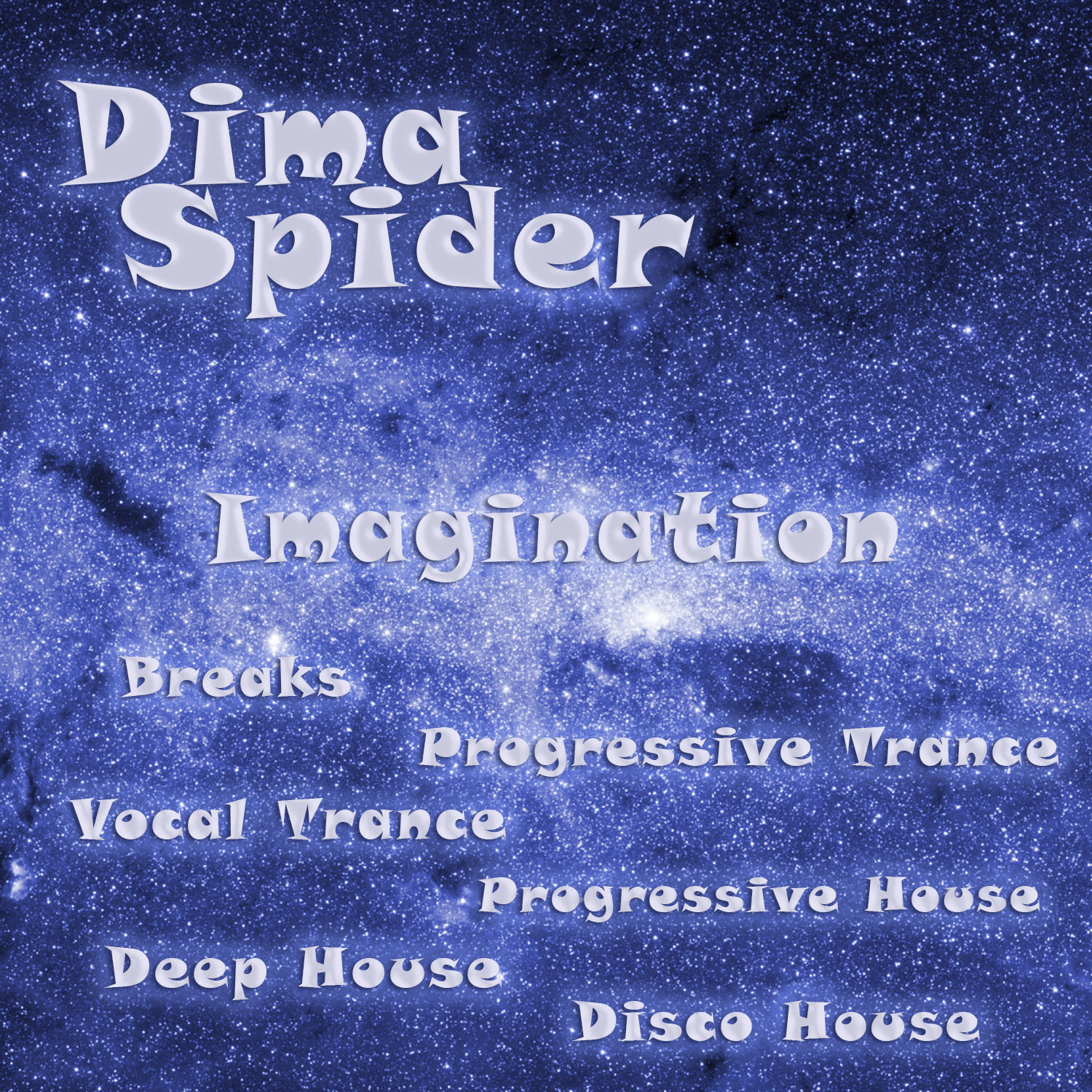 Imagination with Dima Spider